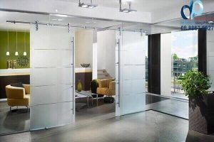 Thiết kế cửa kính ở chung cư cao tầng